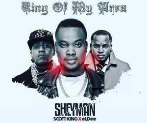 Sheyman - King Of My Area Ft. Scott King & eLDee